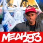 MEAK93 93MC MEAK1 GRAFFITI MEAK SINCE 1988